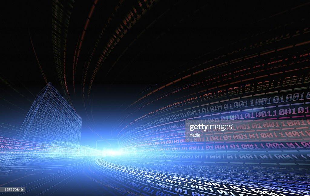 binary code : Stock Photo