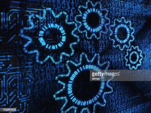 binary gears