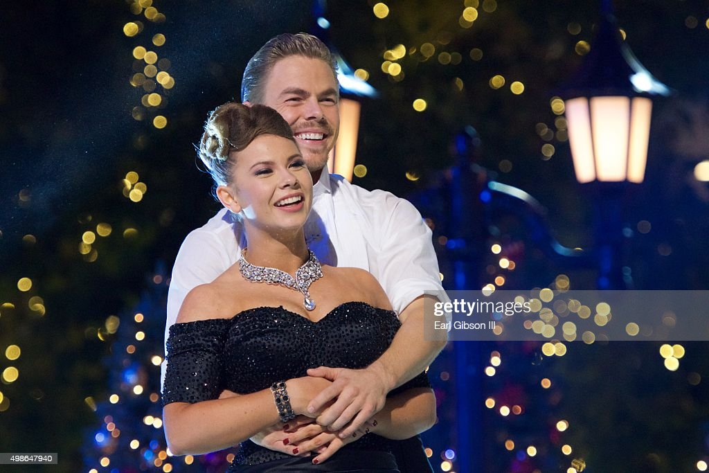 "ABC's ""Dancing With The Stars"" Live Finale Event : News Photo"