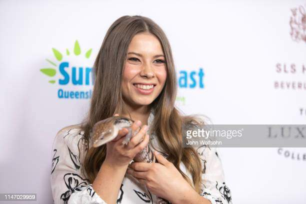 Bindi Irwin attends Steve Irwin Gala Dinner at SLS Hotel on May 04 2019 in Beverly Hills California