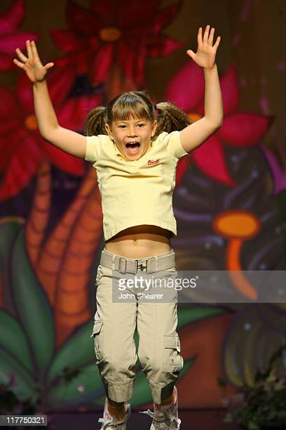 Bindi Irwin during G'Day USA Aussie Family Concert at LA Music Center, Ahmanson Theater in Los Angeles, California, United States.