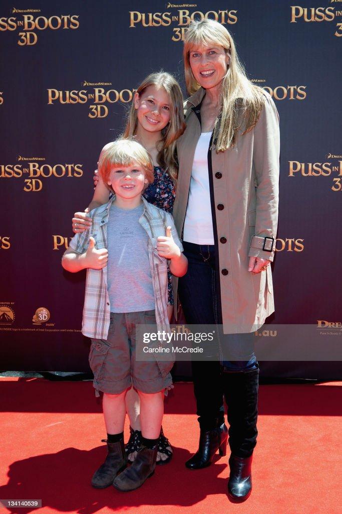 """""""Puss In Boots""""  Australian Premiere"""