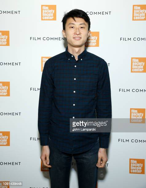 Bing Liu attends Film Society of Lincoln Center Film Comment Annual Luncheon at Lincoln Ristorante on January 08 2019 in New York City