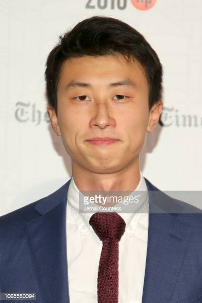 Bing Liu attends IFP's 28th Annual Gotham Independent Film Awards at Cipriani Wall Street on November 26 2018 in New York City