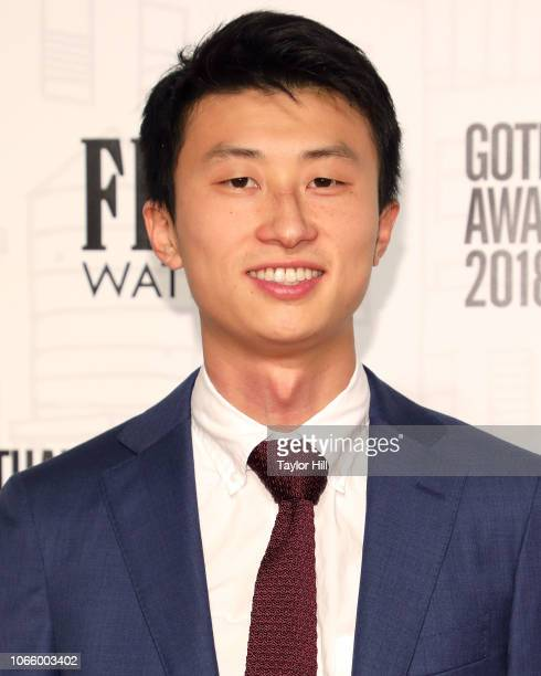 Bing Liu attends the 2018 Gotham Awards at Cipriani Wall Street on November 26 2018 in New York City
