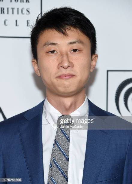 Bing Liu attends the 2018 New York Film Critics Circle Awards at TAO Downtown on January 7 2019 in New York City