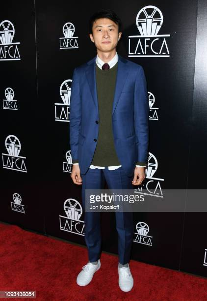 Bing Liu attends the 44th Annual Los Angeles Film Critics Association Awards at InterContinental Hotel on January 12 2019 in Century City California