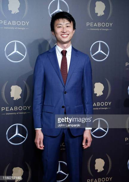 Bing Liu attends the 78th Annual Peabody Awards at Cipriani Wall Street on May 18 2019 in New York City