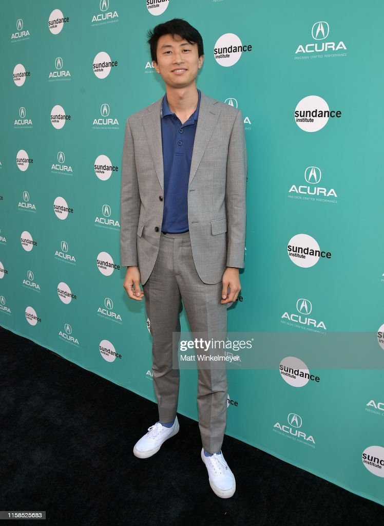 """Sundance Institute Presents """"The Farewell"""" LA Premiere Hosted By Acura Honoring Lulu Wang With The 2019 Vanguard Award : News Photo"""