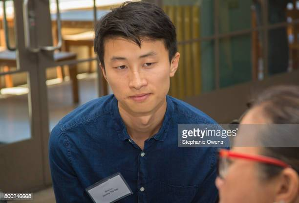 Bing Liu Fast Track Fellow attends Fast Track Session during the 2017 Los Angeles Film Festival on June 21 2017 in Culver City California