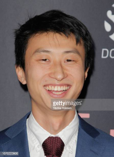 Bing Liu of 'Minding The Gap' attends the 2018 IDA Documentary Awards on December 8 2018 in Los Angeles California