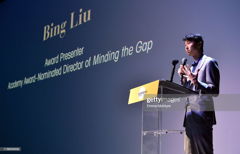 "Sundance Institute Presents ""The Farewell"" LA Premiere Hosted By Acura Honoring Lulu Wang With The 2019 Vanguard Award : News Photo"