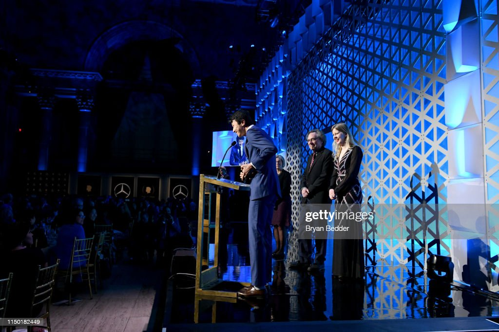 78th Annual Peabody Awards Ceremony Sponsored By Mercedes-Benz - Inside : News Photo