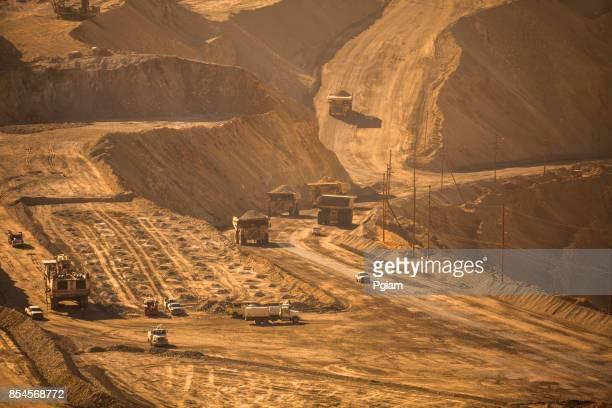 Bingham Canyon mina de cobre, Utah, Estados Unidos