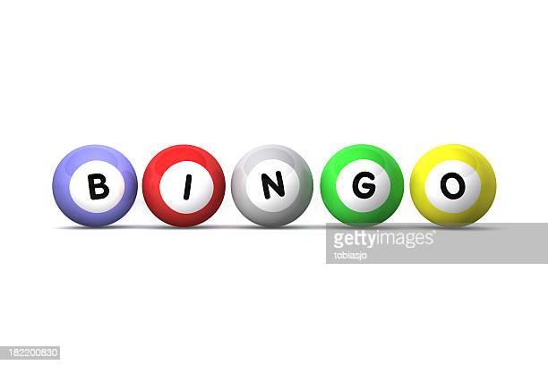 Palline di Bingo
