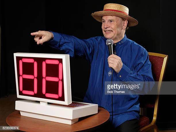Bingo Caller With Digital Counter