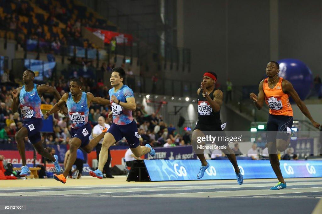 Muller British Athletics Indoor Championships : ニュース写真