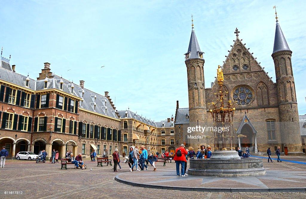 Binnenhof : Stock Photo