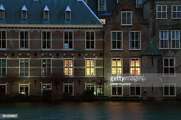 binnenhof - binnenhof stock photos and pictures