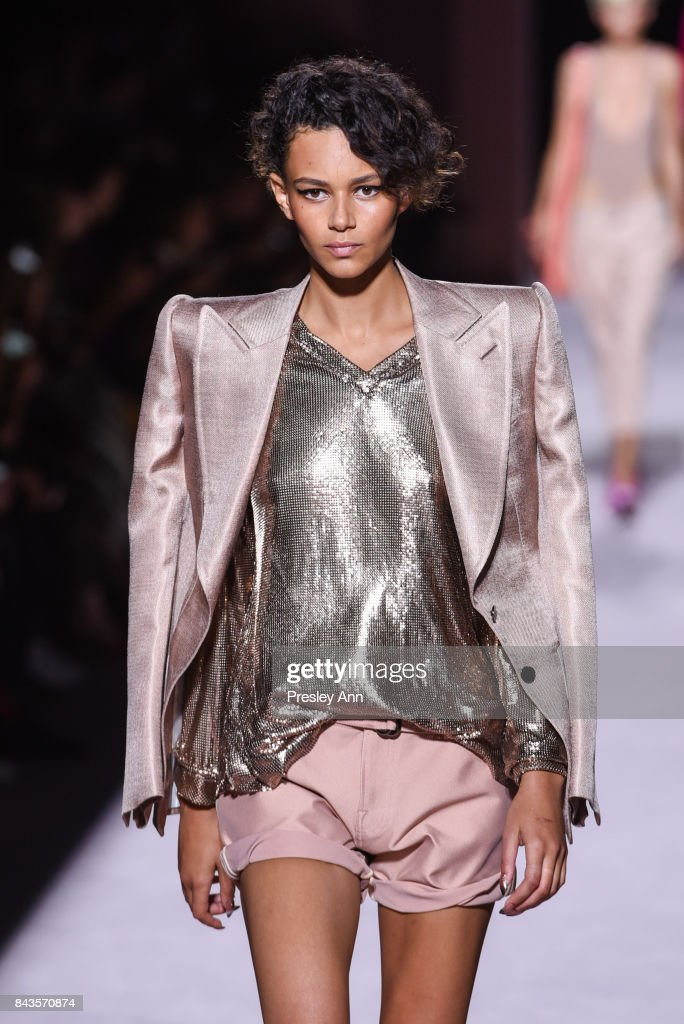 Tom Ford - Runway - September 2017 - New York Fashion Week : News Photo