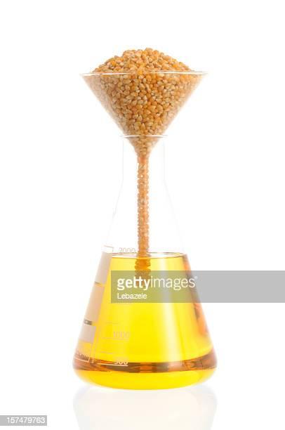 Bio combustível & Óleo de Milho