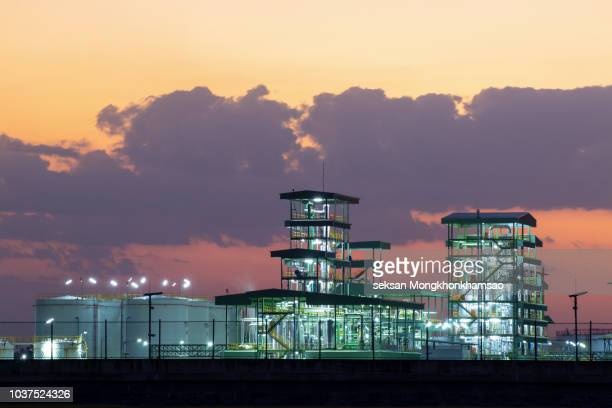 biodiesel refinery - factory farming stock pictures, royalty-free photos & images