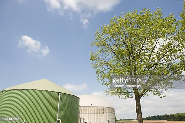 Bioenergie 、バイオマスエネルギー工場(ドイツ)
