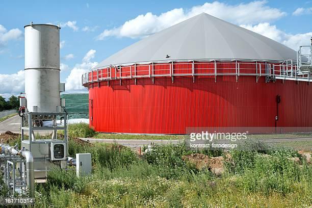 Biogas, Biomass, Bio Fuel Plant, Energiewende, Fermenter