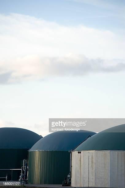 Energie Deutschland Biogas fahren können.