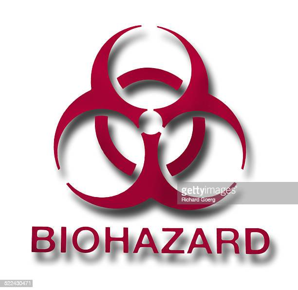 Biohazard Text Symbol Stock Photos And Pictures Getty Images