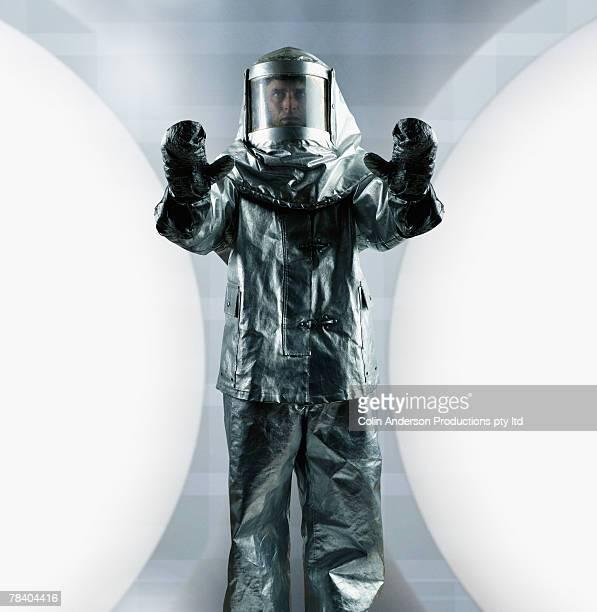 Biological hazard specialist