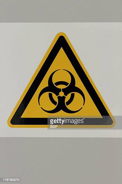 Chemical Weapons Symbol Stock Photos And Pictures Getty Images