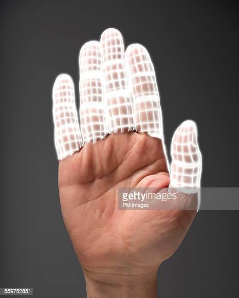 Bionic fingers