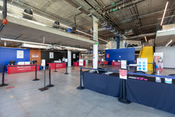 CA: BioReference Laboratories Tests Chase Center Staff and Employees for Golden State Warrior Games