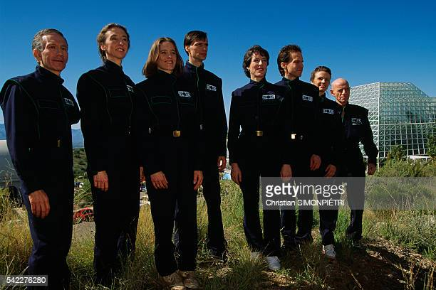 Biosphere team members