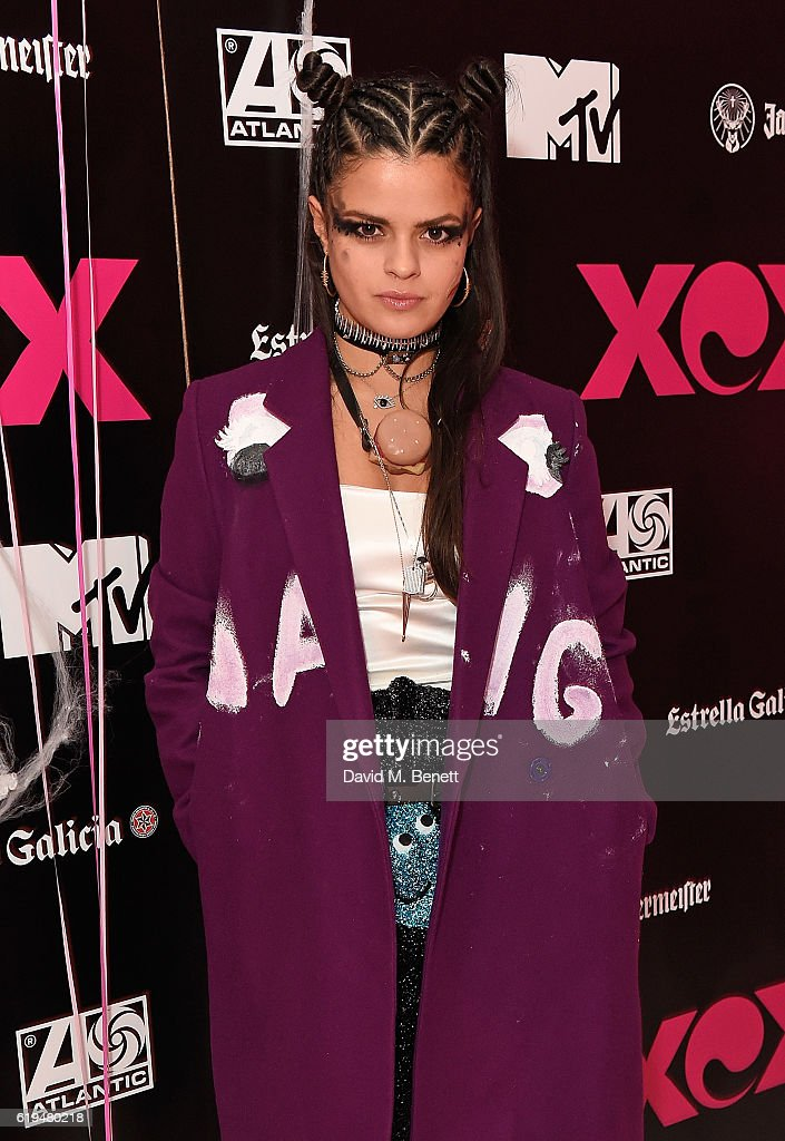 Charli XCX Single Launch and Halloween Party
