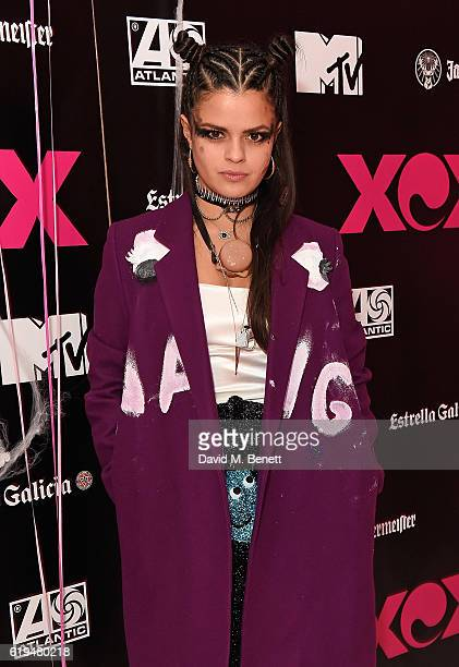 Bip Ling attends Charli XCX 'After The After Party' Halloween Party on October 31 2016 in London England