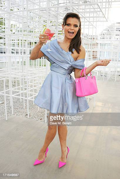 Bip Ling attends the annual Serpentine Gallery Summer Party cohosted by L'Wren Scott at The Serpentine Gallery on June 26 2013 in London England