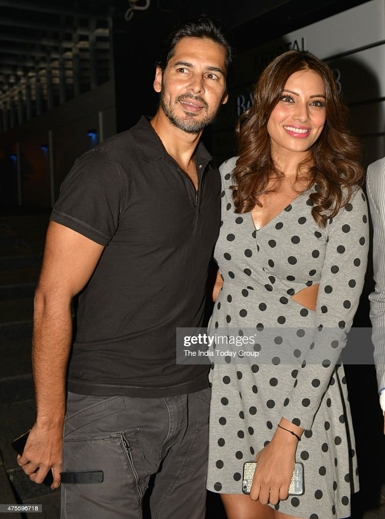 Bipasha Basu and Dino Morea at RMadhavans birthday party in Mumbai