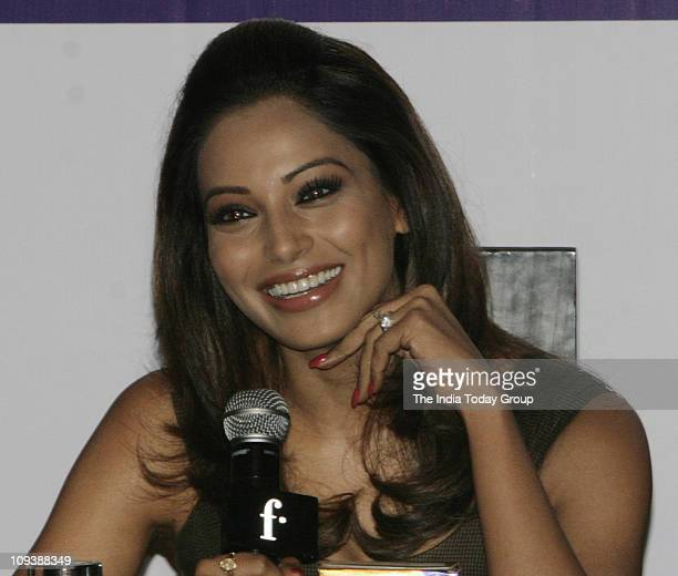 Bipasha Basu announces the Launch of Diary Best's LivLite brand ghee in New Delhi on Wednesday February 23 2011