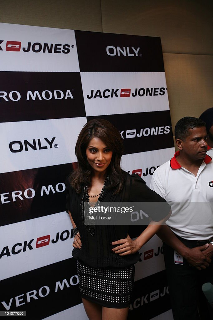 Bipasha Basu at the launch of three European apparel brands Only Vera Moda and Jack Jones in New Delhi on September 11 2010