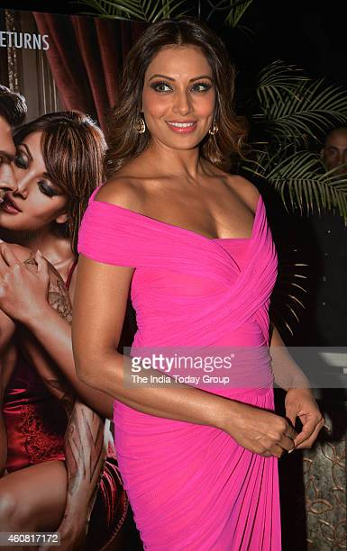 Bipasha Basu at the Trailer and music launch of her upcoming movie Alone in Mumbai