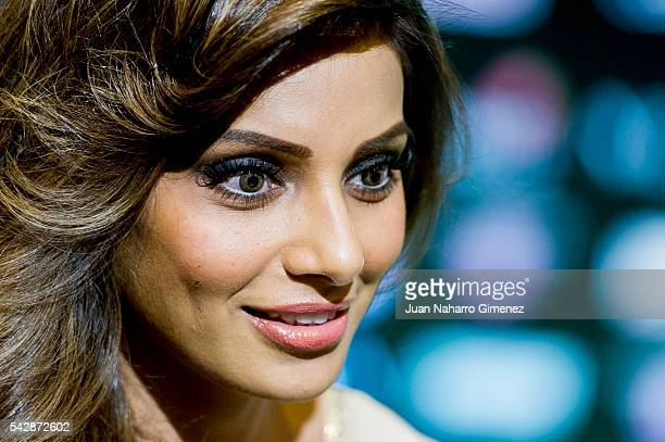 Bipasha Basu attends IIFA Awards 2016 Rocks Green Carpet at Ifema on June 24 2016 in Madrid Spain