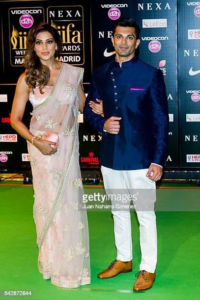 Bipasha Basu attends IIFA Awards 2016 - Rocks Green Carpet at Ifema on June 24, 2016 in Madrid, Spain.