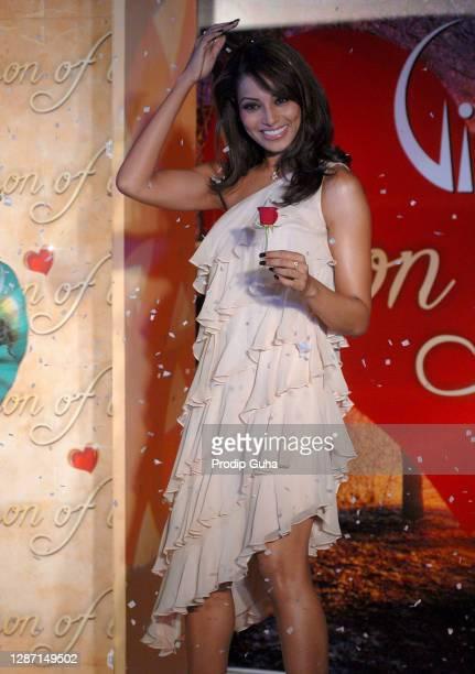 Bipasha Basu attends the launch of Gili diamond jewellery's valentine collection on February 02,2010 in Mumbai,India