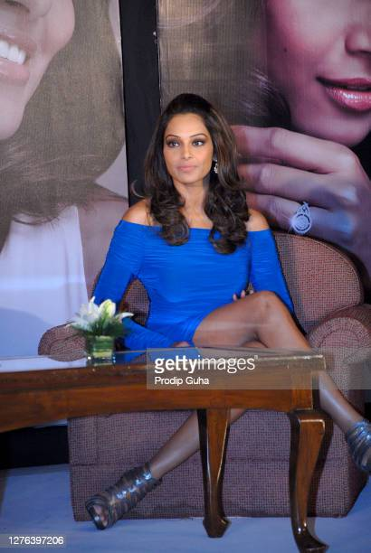 Bipasha Basu attends the launch of Gili's new jewellery campaign on July 21, 2010 in Mumbai, India
