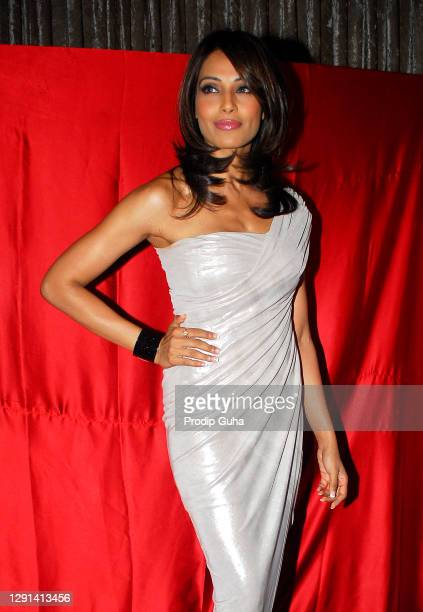 Bipasha Basu attends the Maxim Anniversary Cover Launch on January 13, 2011 in Mumbai, India.