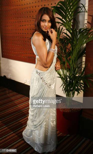 Bipasha Basu during 2007 Cannes Film Festival UTV Portraits at Majestic Hotel in Cannes France