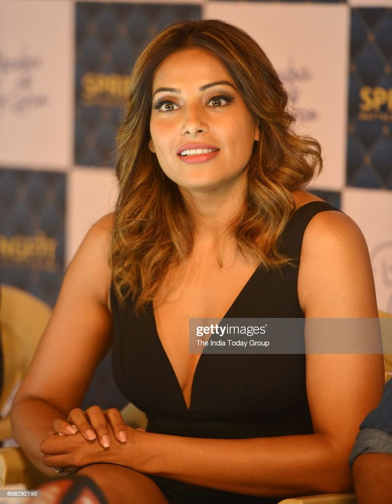 Bipasha Basu during the launch of Springfit Mattresses autograph collection in Mumbai