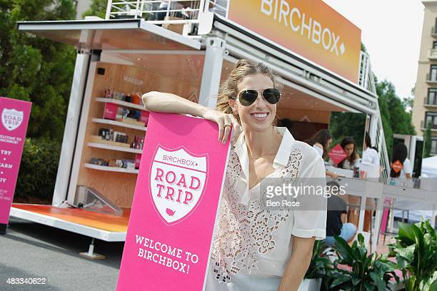 Birchbox CEO and co-founder Katia Beauchamp attends the Birchbox Road Trip on August 7, 2015 in Atlanta, Georgia.